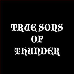 """TRUE SONS OF THUNDER """"Stop And Smell Your Face"""" LP"""