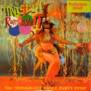 VARIOUS ARTISTS 'Twistin' Rumble Vol. 1' LP