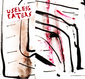 """USELESS EATERS """"Desperate Living"""" EP"""