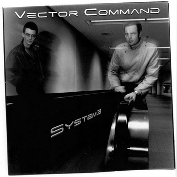 "VECTOR COMMAND  ""System 3"" LP"