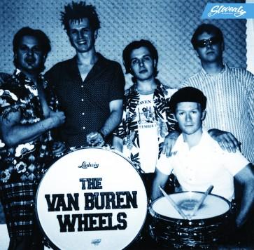 """VAN BUREN WHEELS """"Van Buren Wheels"""" 10"""""""