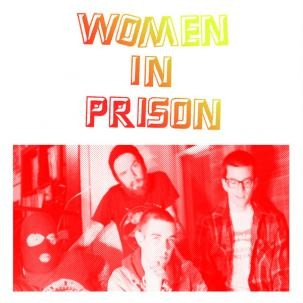 """WOMEN IN PRISON """"Strange Waves"""" 45"""