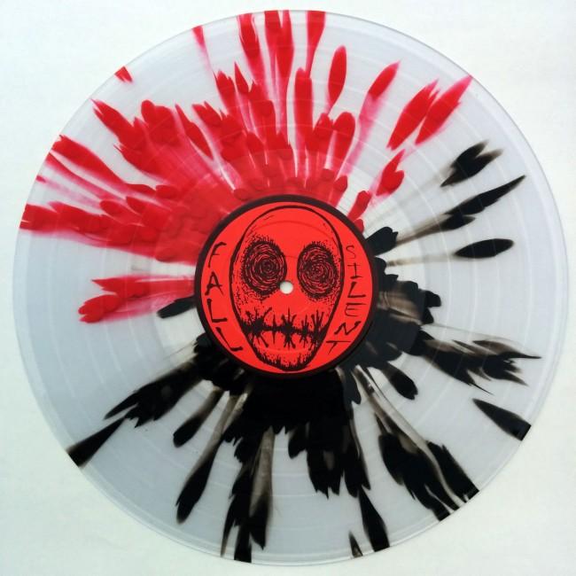 Fall Silent Quot Superstructure Quot Lp Splatter Vinyl 702