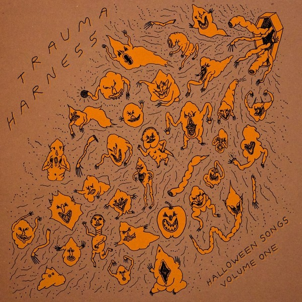 Halloween Songs.Trauma Harness Halloween Songs Volume One Lp