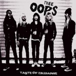 THEE OOPS 'Taste of Zimbabwe' LP