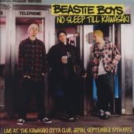 "BEASTIE BOYS ""No Sleep Till Kawasaki: Live At The Kawasaki Citta Club, Japan, September 19th 1992"" LP"