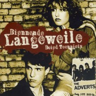 """ADVERTS """"Songs From The Movie Brennende Langeweile"""" 7"""""""