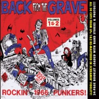 "VARIOUS ARTISTS ""Back from the Grave Vol. 1 & 2""  CD"