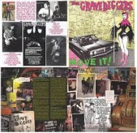 "GRAVEDIGGERS ""Move It"" (Gatefold) LP"