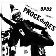 "OPUS ""The Atrocity"" 7"" (Reissue) (White sleeve)"