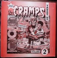 "SONGS THE CRAMPS TAUGHT US ""Vol. 2"" LP"