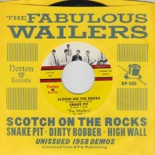 "WAILERS ""Scotch On The Rocks"" 7"""