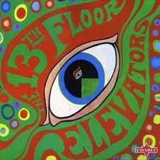"""13th FLOOR ELEVATORS """"Psychedelic Sounds Of"""" LP"""