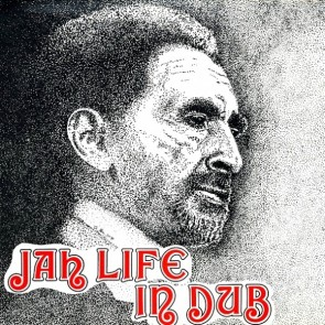 "SCIENTIST/ ROOTS RADICS ""Jah Life In Dub"" (Original 1980 Jacket) LP"