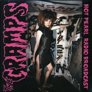 "CRAMPS ""Hot Pearl Radio Broadcast: TV Broadcast Live Volkhaus, Zurich April 21st, 1986"" LP"