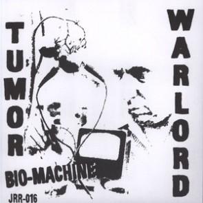 "TUMOR WARLORD ""Bio-Machine"" 7"""