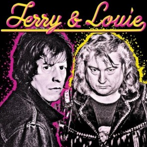 "TERRY & LOUIE ""A Thousand Guitars"" LP"