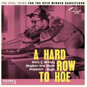 "VARIOUS ARTISTS ""A Hard Row To Hoe Vol. 1"" LP"