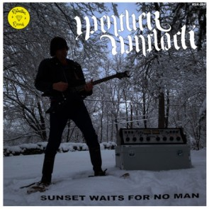 "WEATHER WARLOCK/ QUINTRON ""Sunset Waits For No Man"" LP (Ltd. Yellow vinyl)"