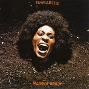 "FUNKADELIC ""Maggot Brain""  (TURQUOISE vinyl) LP"