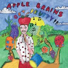 APPLE BRAINS 'Get Fruity!!' LP
