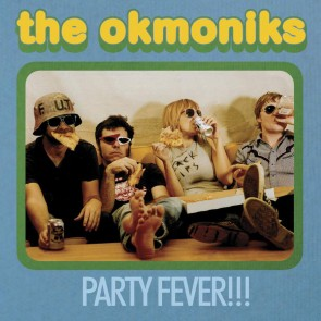 THE OKMONIKS 'Party Fever!' LP