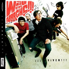 WAU Y LOS ARRRGHS!!! 'Viven!!!' CD