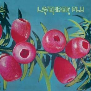 "LAVENDER FLU ""Mow The Glass"" LP"