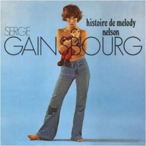 """GAINSBOURG, SERGE """"Histoire De Melody Nelson"""" (Gatefold, 180 gm.) LP"""