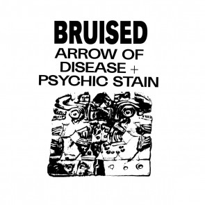 "BRUISED ""Arrow Of Disease"" 7"""