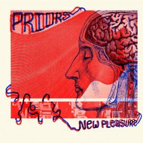 "PRIORS ""New Pleasure"" LP"