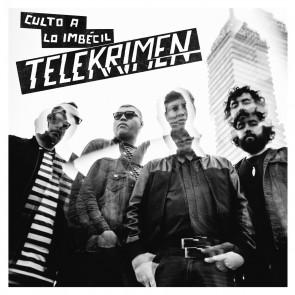 "TELEKRIMEN ""Culto a lo Imbécil"" LP (WHITE vinyl)"