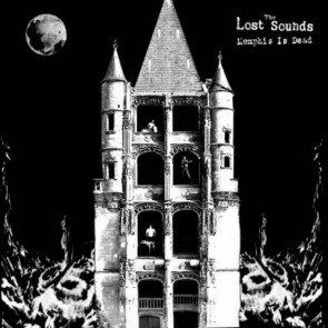 "LOST SOUNDS ""Memphis Is Dead"" LP (Smokey Clear vinyl)"