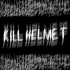 """KILL HELMET """"Dead Body"""" 7"""""""