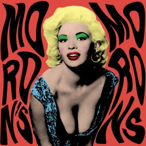 "MORON'S MORONS ""Indecent Exposure"" EP (RED VINYL)"