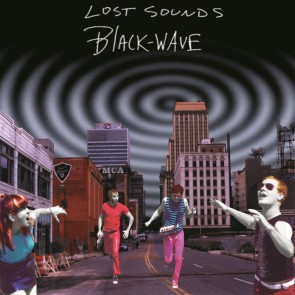 "LOST SOUNDS ""Black Wave"" (2xLP, gatefold)"