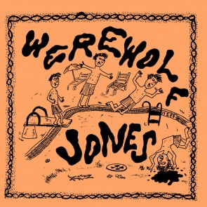 """WEREWOLF JONES """"Tequila Meltdown"""" 7"""""""