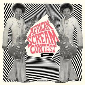 "VARIOUS ARTISTS ""African Scream Contest 2"" (2xLP, Gatefold)"