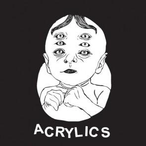 "ACRYLICS ""S/T"" 12"""