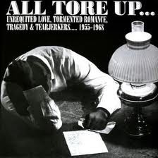 """VARIOUS ARTISTS """"All Tore Up"""" LP"""