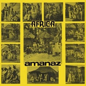 "AMANAZ ""Africa"" (2xLP)"