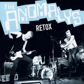 THE ANOMALYS 'Retox' EP