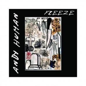 """ANDY HUMAN """"Freeze"""" LP"""