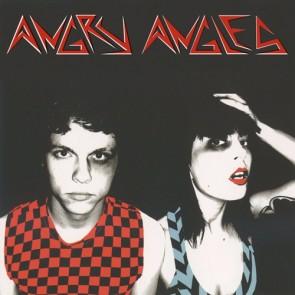 "ANGRY ANGLES ""S/T"" LP"