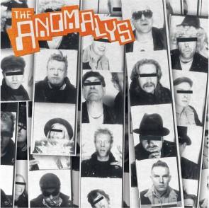 """THE ANOMALYS  """"Deadline Blues"""" EP"""