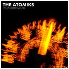 THE ATOMIKS 'Motordeath' CD