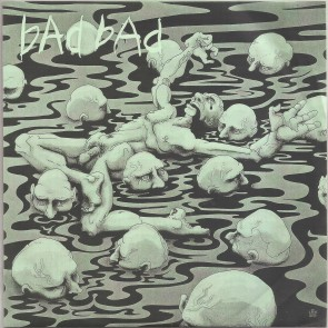 "BAD BAD ""Modern Man / Prepare To Coup"" 7"" (Green cover)"
