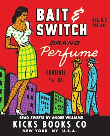 BAIT AND SWITCH PERFUME