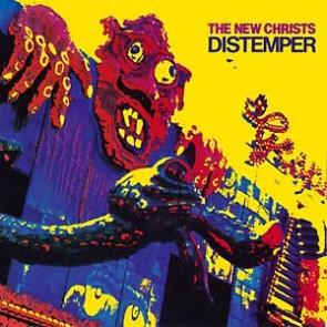 "NEW CHRISTS ""Distemper"" LP"