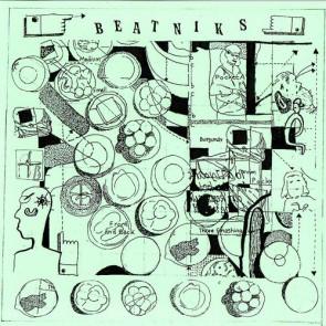 "BEATNIKS ""Beatniks"" 7"" EP (Green cover)"